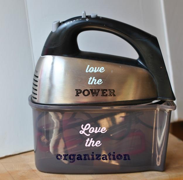 Hand Mixer Love