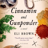 Cinnamon and Gunpowder: a Summer Read Filled with Pirates and Fine Food