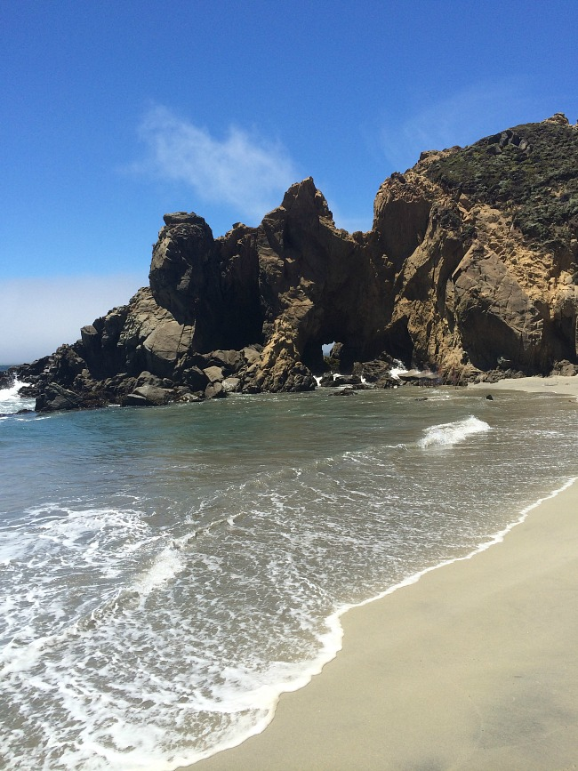 Pfeiffer State Beach