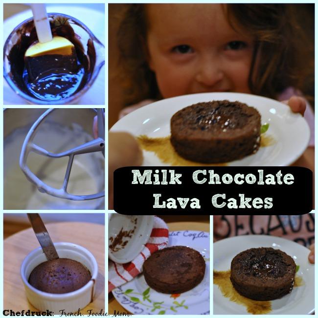 Lava Baby Cakes Recipe
