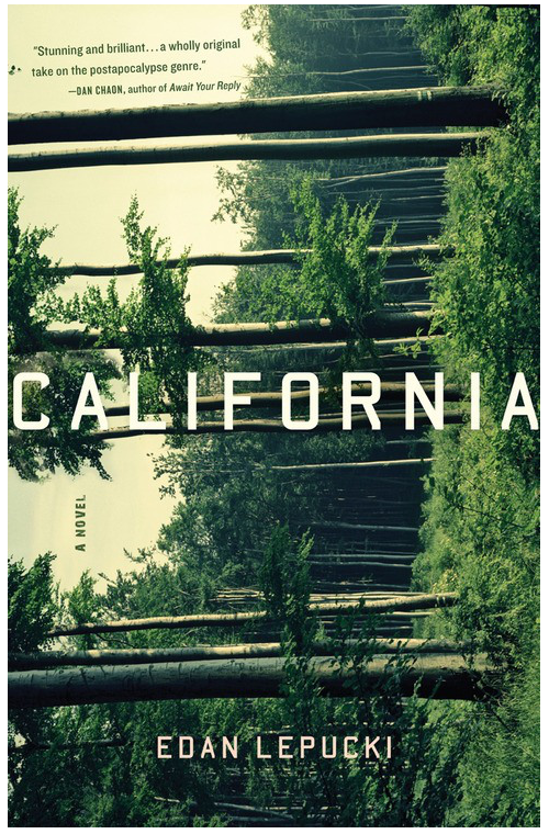 California by Edan Lepucki: Dystopian Fiction for Adults
