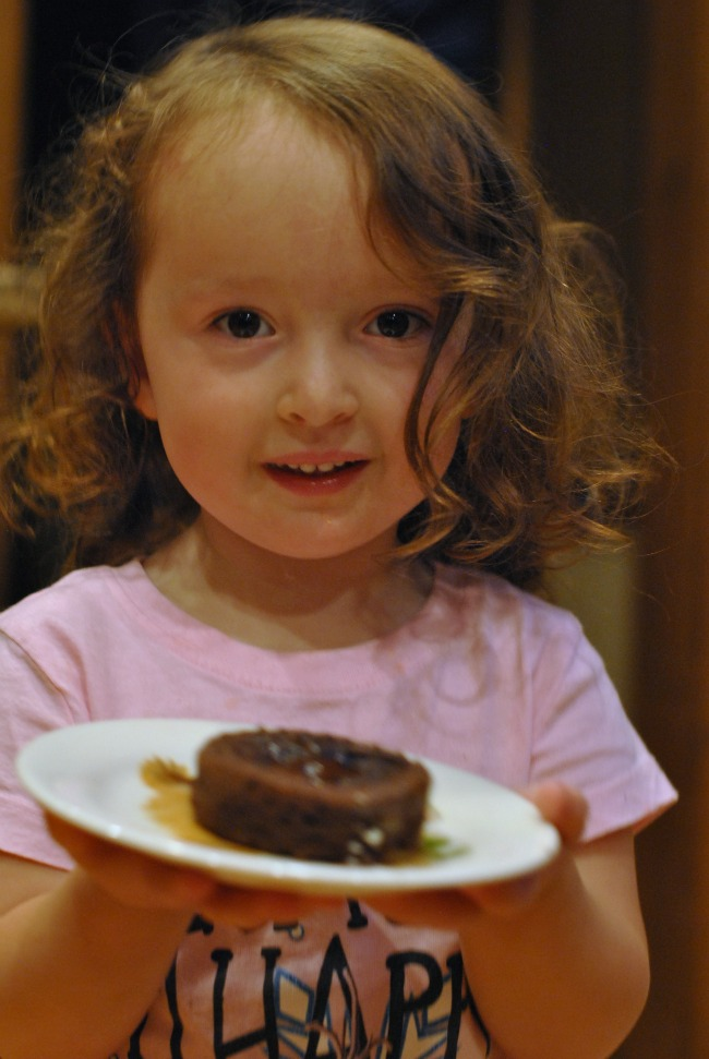 Milk Chocolate Lava Cakes and Dreams of Hawaii