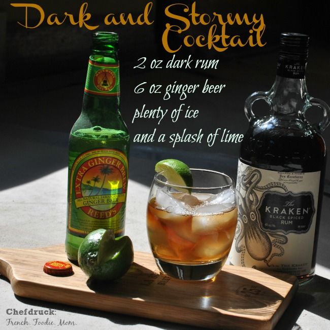 Dark and Stormy: a Simple Cocktail with a Rich History to Ease into ...