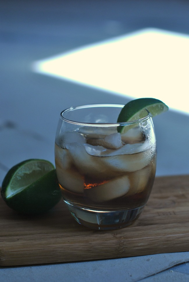 Dark and Stormy: a Simple Cocktail with a Rich History to Ease into the Weekend