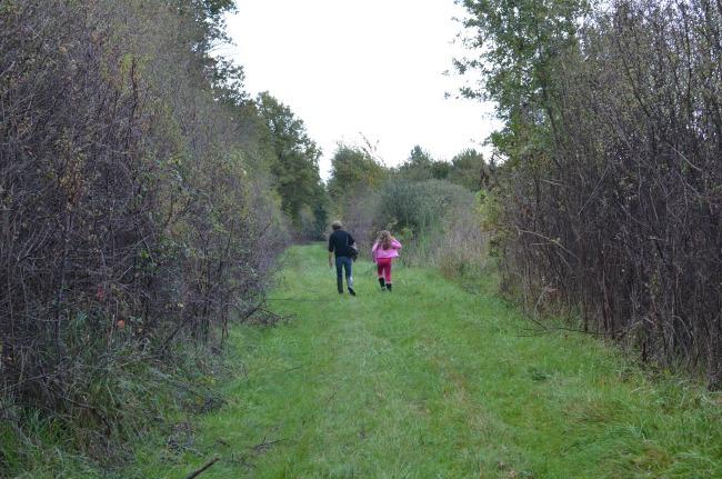 a walk in les ha