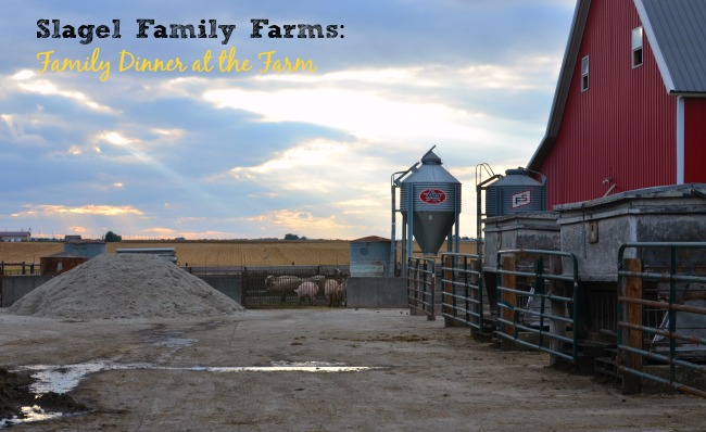 Slagel Family Farms: Tour and Gourmet Dinner