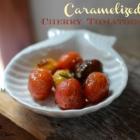 Caramelized Cherry Tomatoes: a Thrill to Cook and Eat