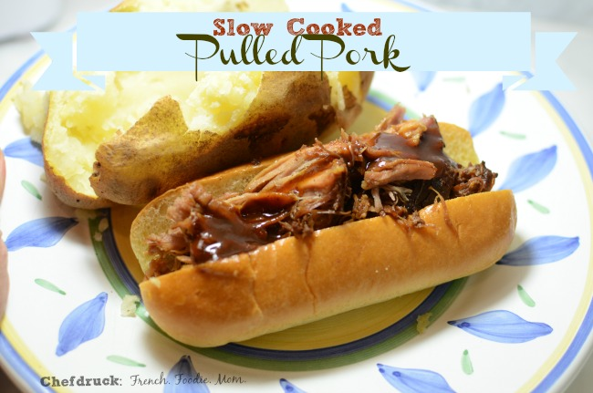 Pulled Pork Final Sandwich