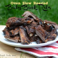 Oven Roasted Baby Back Ribs: Another Summer Shortcut Recipe