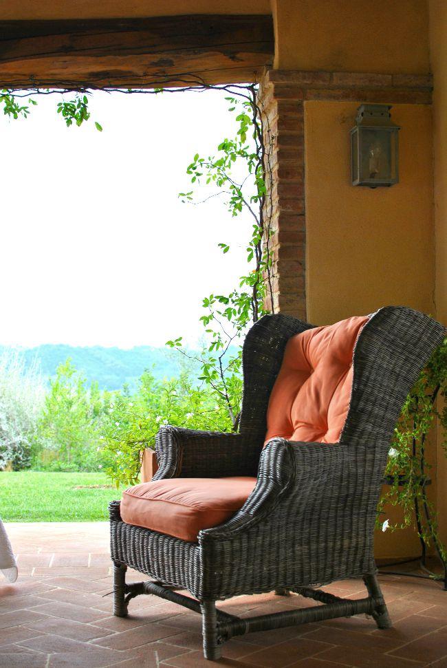 Tuscan Villa Chair