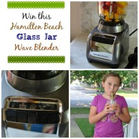 Hamilton Beach Wave Blender Labor Day Giveaway