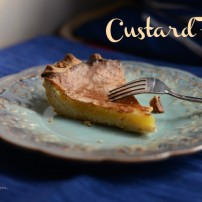Custard Pie: the Answer to Family Pie Wars
