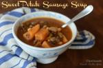 Sweet Potato Sausage Soup