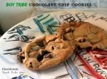 Chocolate Chip Cookies by Macho Tweens