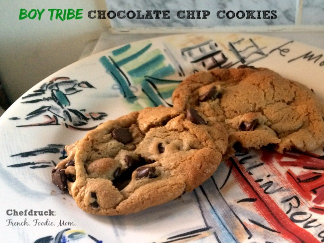 Boy Tribe Chocolate Chip Cookies