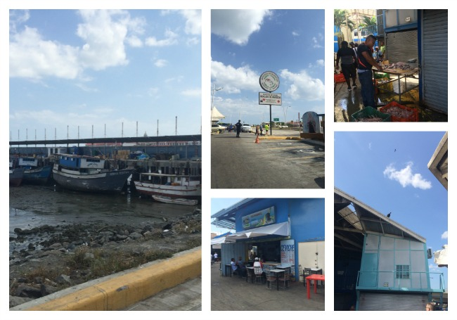 Panama City Fish Market