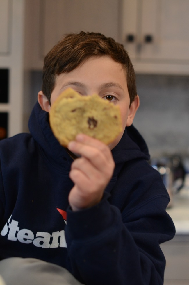 Jack Cookie Face