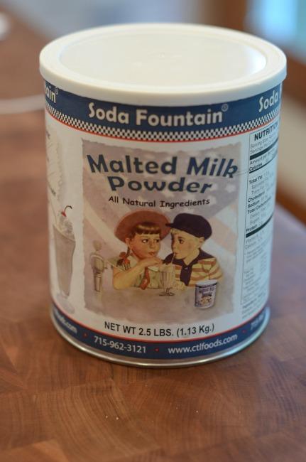 Malted Powder
