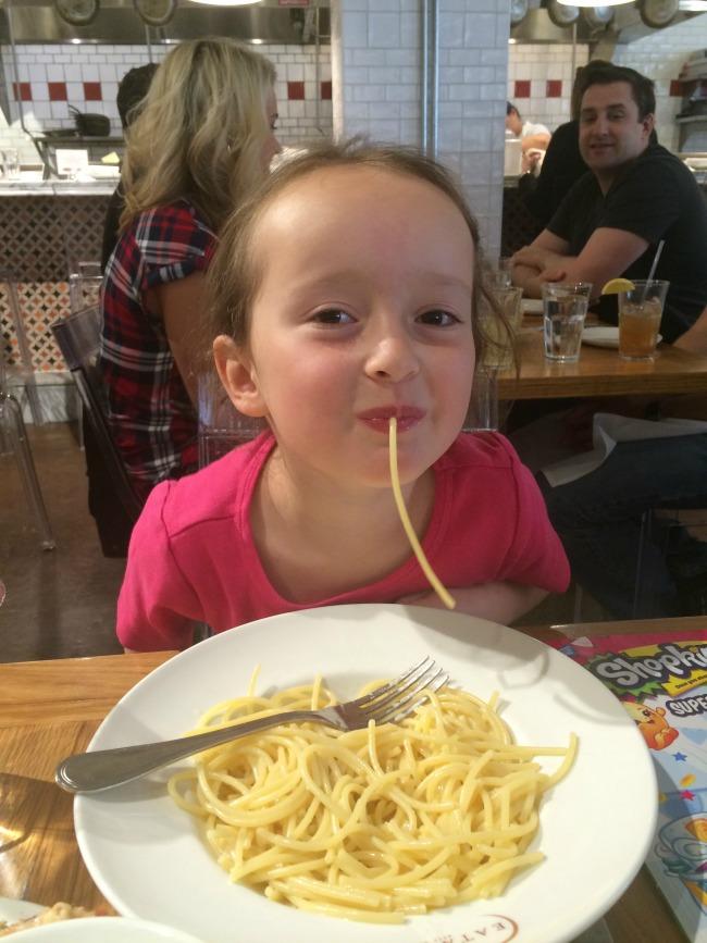 Sophie Spaghetti