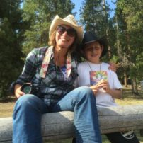 Dude Ranch Vacation Low Down: Nine Quarter Circle Ranch