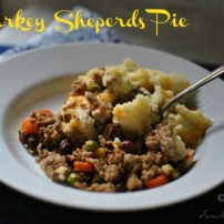 Turkey Sheperds Pie
