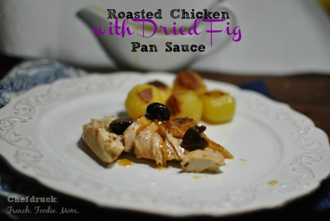 ... sauce pan roasted chicken breast with dijon sauce and crispy pancetta