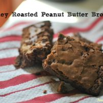 Honey Roasted Peanut Butter Brownies To Keep Memories Alive